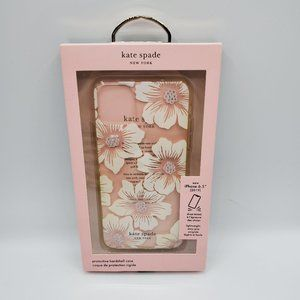 Iphone 11 Pro Max Clear Flower Kate Spade Case
